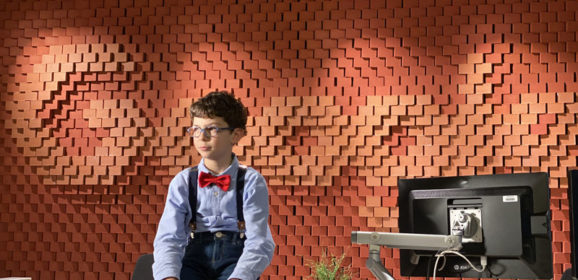 Interview with Google's CEO, conducted by a 10-year-old child