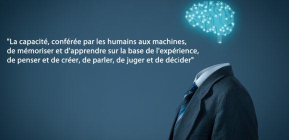 Qu'est-ce que l'intelligence artificielle et comment peut-elle nous aider ?