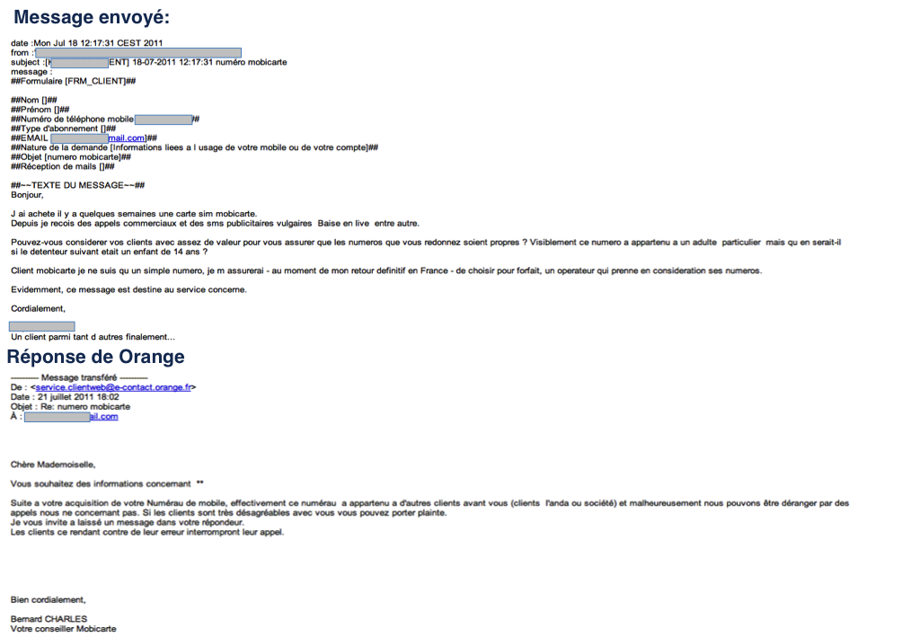contact fnac service client