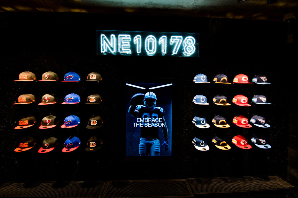 Retail innovation  New Era opens new store in Berlin fb6c5815231