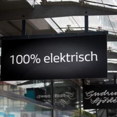 Renault opent in Berlijn showroom 100% gewijd aan elektrische auto's