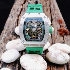 Marketingmix: analysevoorbeeld op basis van de 7P's [horloges]