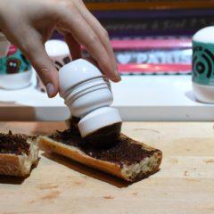 Choco roll : un stick pour étaler le chocolat sur votre tartine