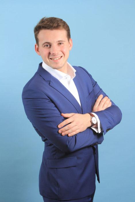 Simon Laurent, cofondateur de Havr