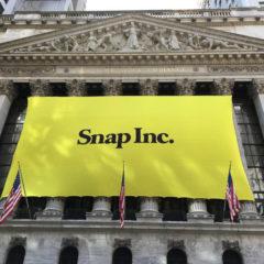 64% van waarde verdampt in 18 maanden: Snapchat in het oog van de storm