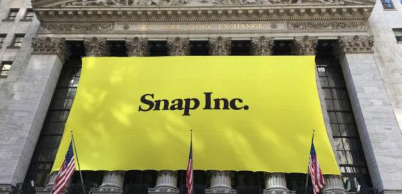 64% de la valeur évaporée en 18 mois : Snapchat dans la tourmente