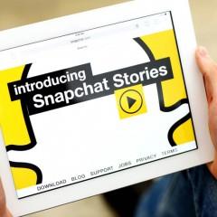 Het is niet zeker of Snapchat ooit rendabel wordt