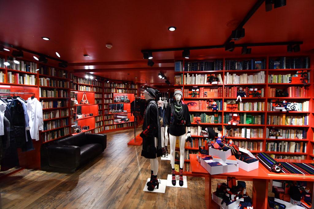 magasin Sonia Rykiel de Londres