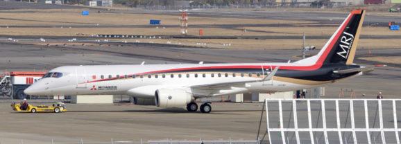 Porter's five forces matrix: analysis of the Mitsubishi SpaceJet