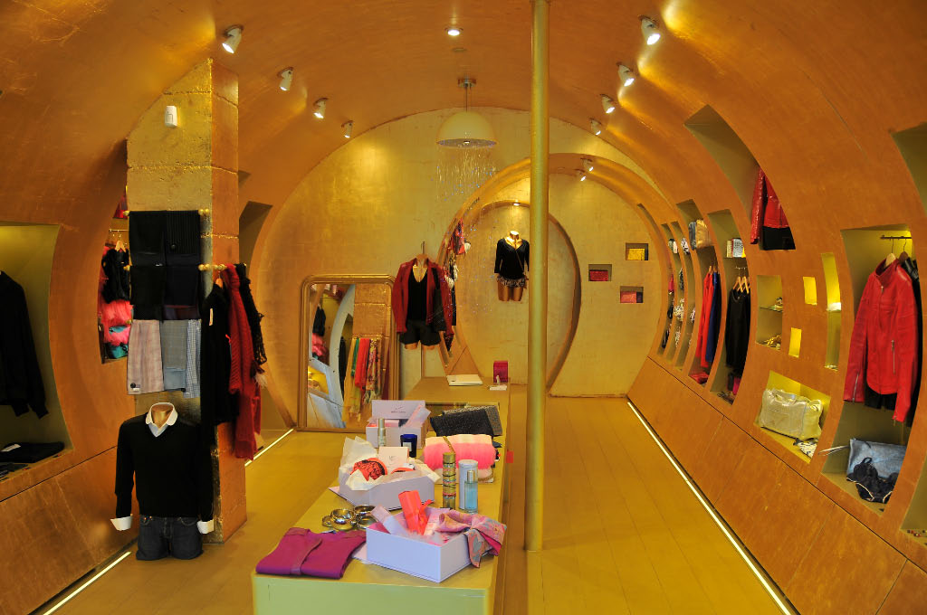 Visit at Stella Cadente shop: well worth a design award