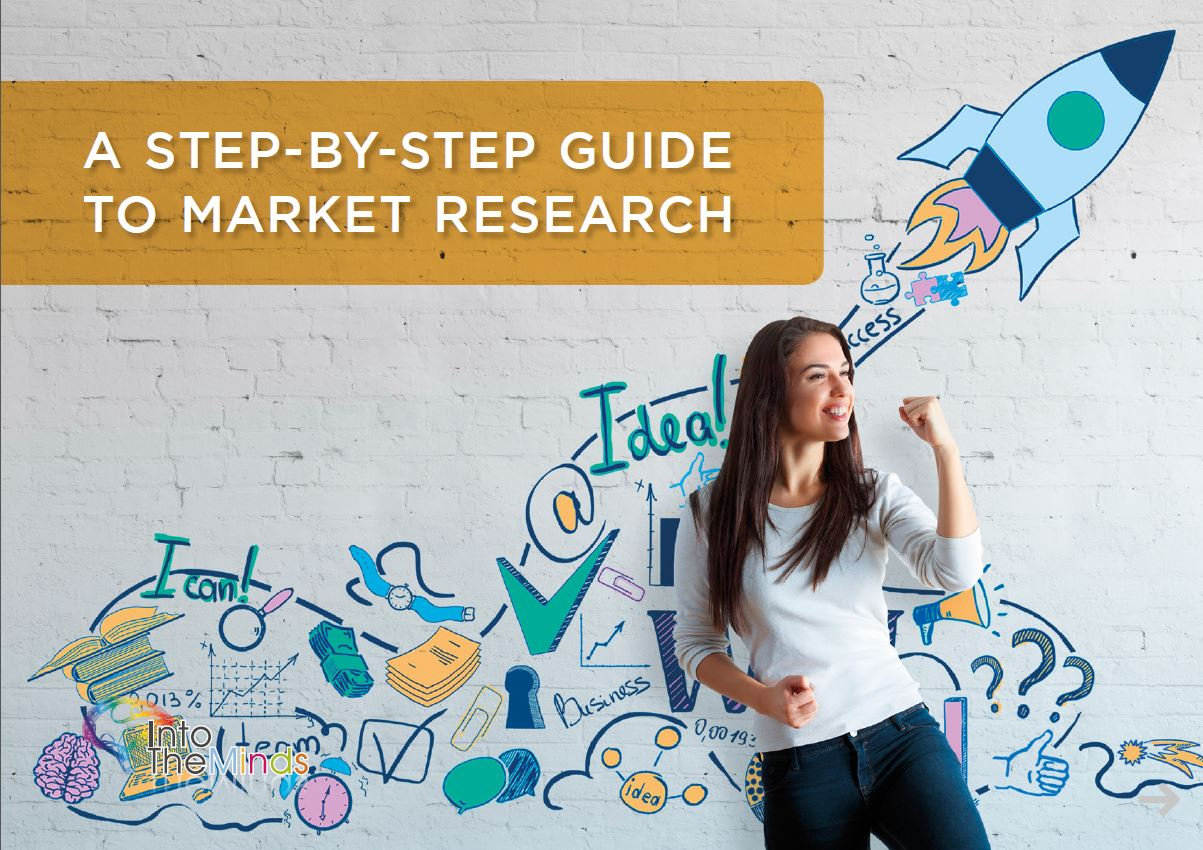 copertina della guida alle ricerche di mercato