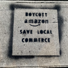 StopAmazon: a movement that lacks meaning