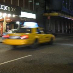 Competition forces traditional taxis to change : finally !