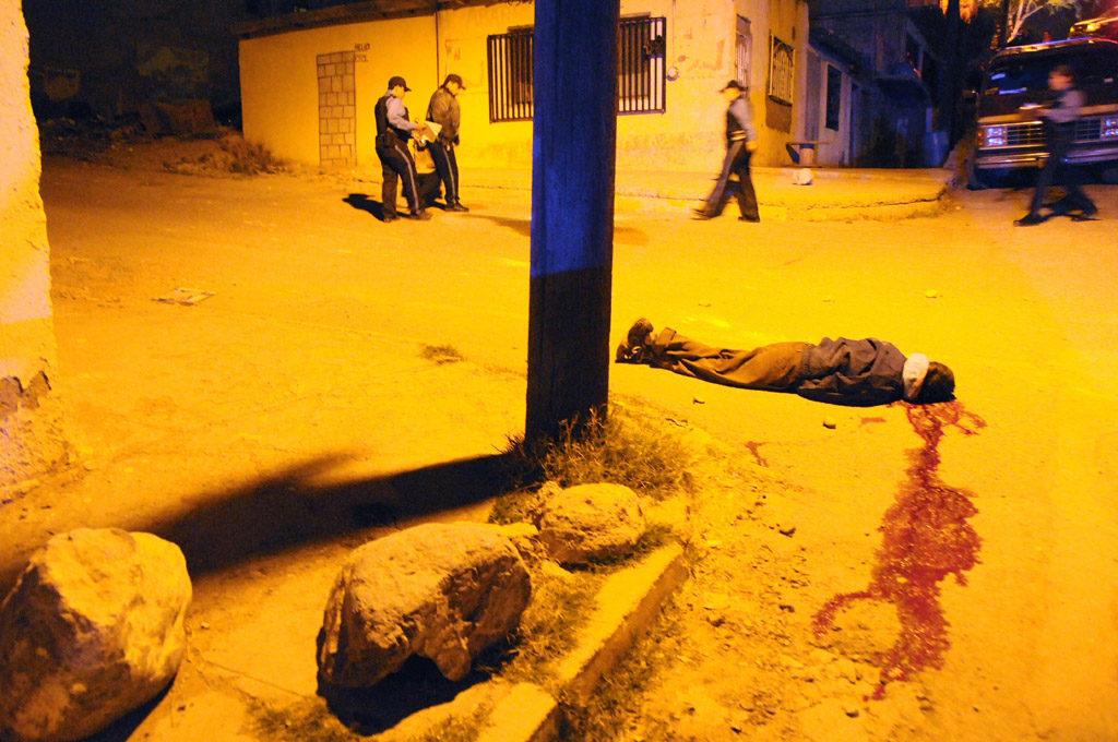 meurtre à Ciudad Juarez