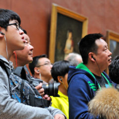 Qualitative research on Chinese tourists undermines stereotypes