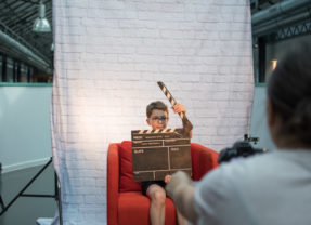 SEO and inbound marketing: a look back at our first video shooting