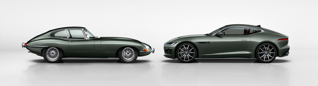 Jaguar Type E continuation