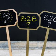 Wat zijn de verschillen tussen een B2C-marktonderzoek en B2B-marktonderzoek?