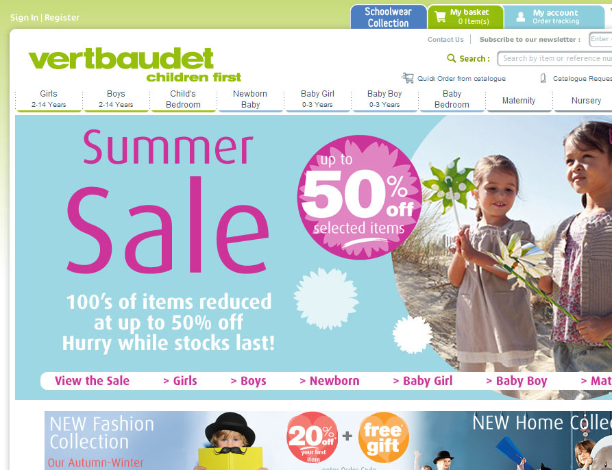 Un mauvais site d'e-commerce, la meilleure manière de rater des ventes