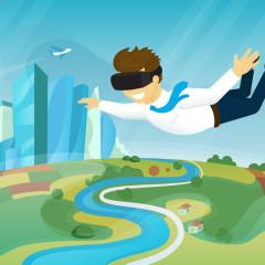 Techstartup Day 2016: l'ascension de la réalité virtuelle