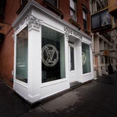 Vuitton ouvre un popup store à New-York pour sa collection Archlight