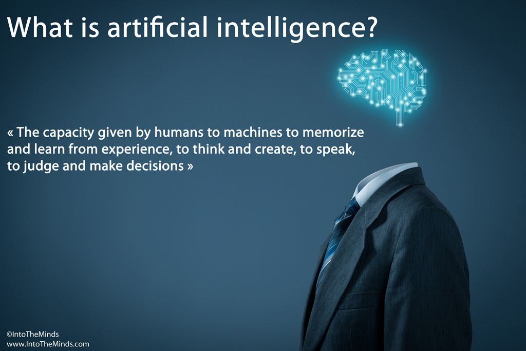 What is artificial intelligence and how it may save humanity