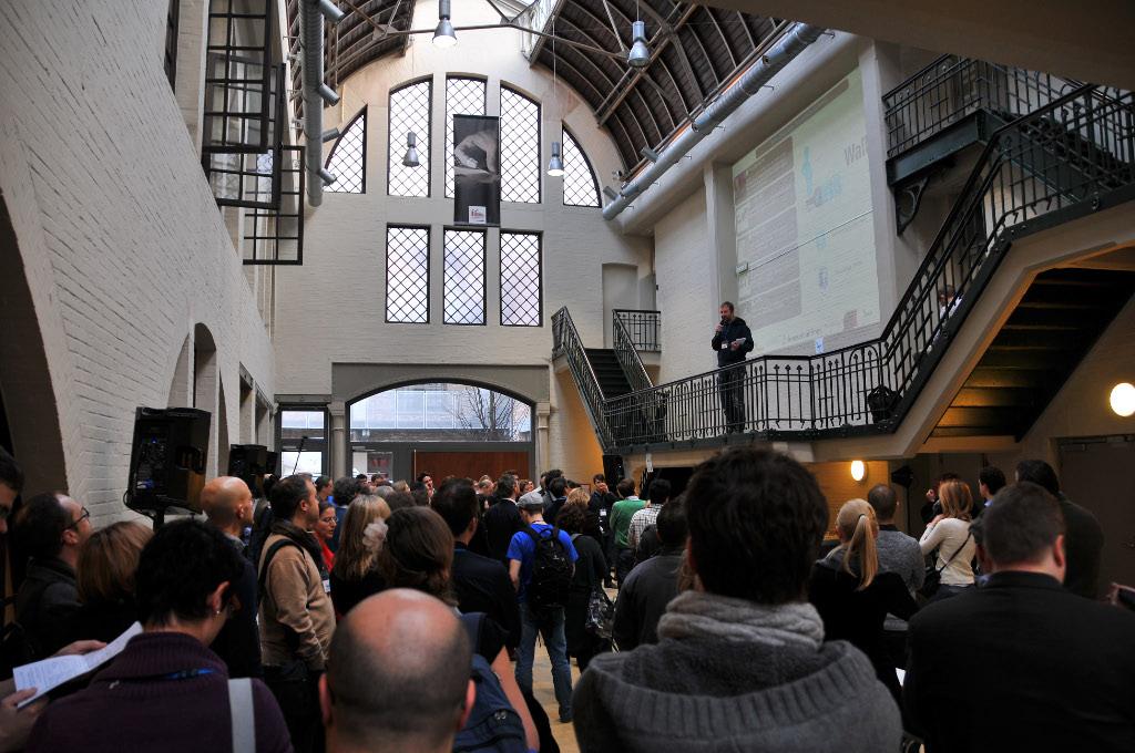 Le vin a également son sommet sur l'innovation : il s'est tenu à Bruxelles